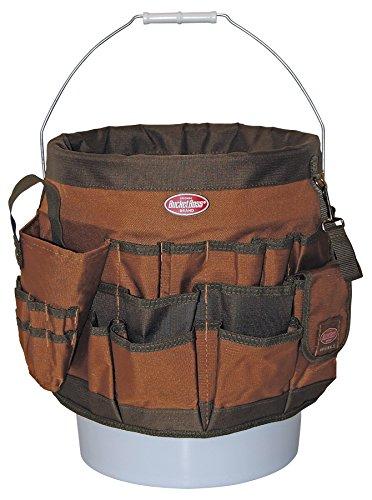 Bucket Boss - Bucket Boss 56 Bucket Tool Organizer (Fits 5 Gallon Bucket), Bucket Organization (10056)