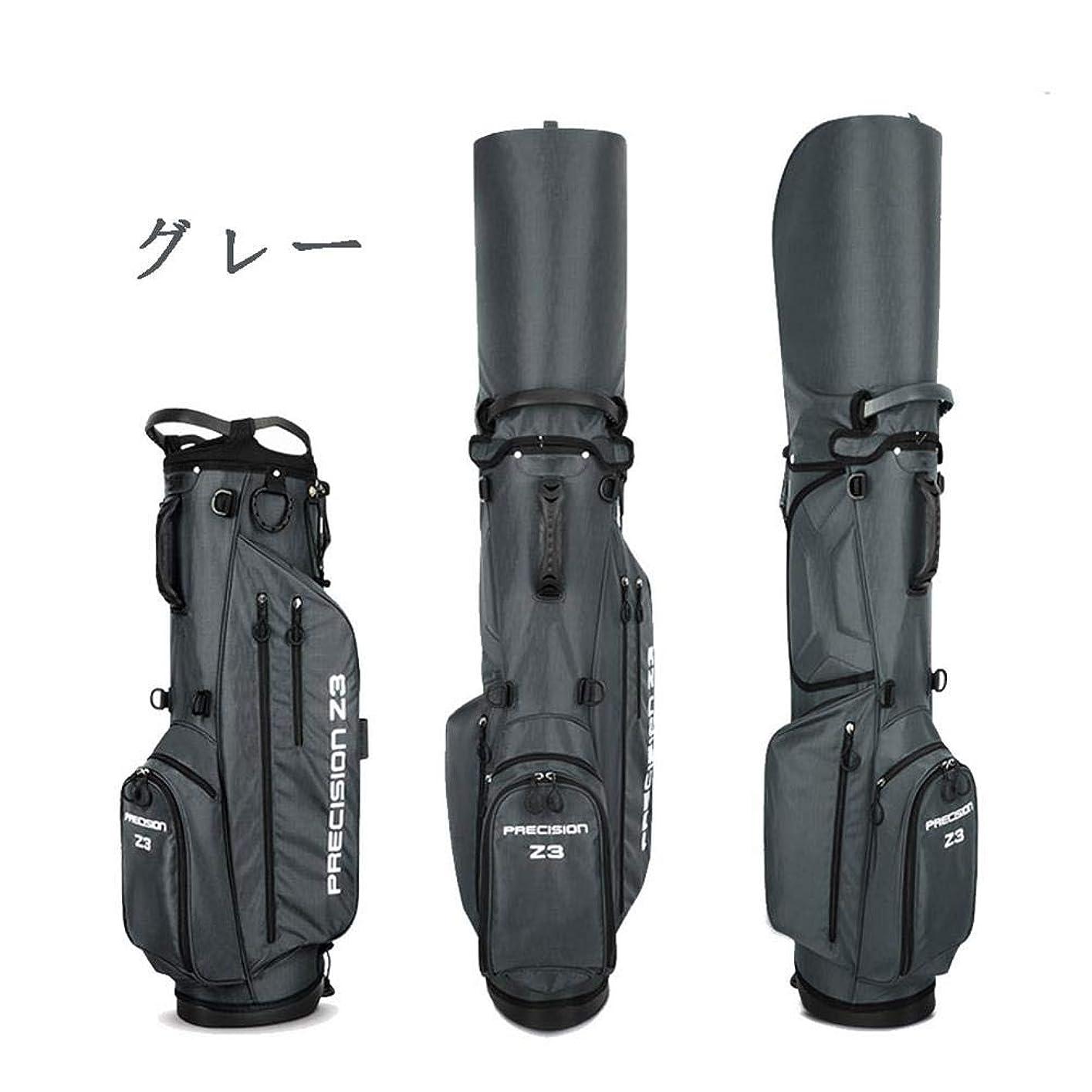 白内障エンゲージメント強いゴルフバッグ、多機能ゴルフスタンドバッグ、軽くて持ち運び可能なバージョン、クラブのフルセット、2kgを収納できます