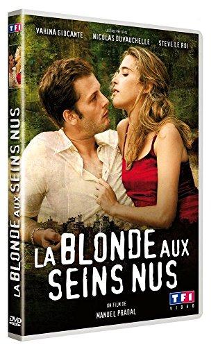 La Blonde aux seins nus [Francia] [DVD]