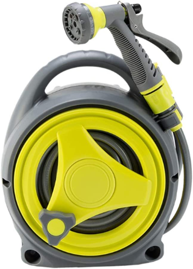 Shipping included Hose Reel Challenge the lowest price of Japan Holder and Watering Kit 13M Home Portable Garden