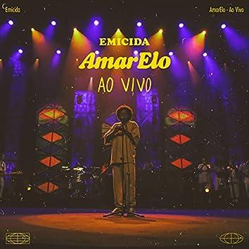 Amarelo Ao Vivo (Live)