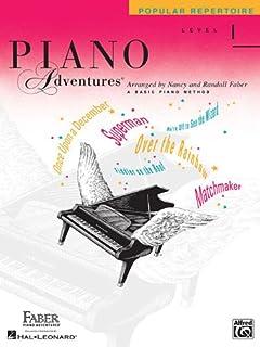 Piano Adventures: Popular Repertoire - Level 1
