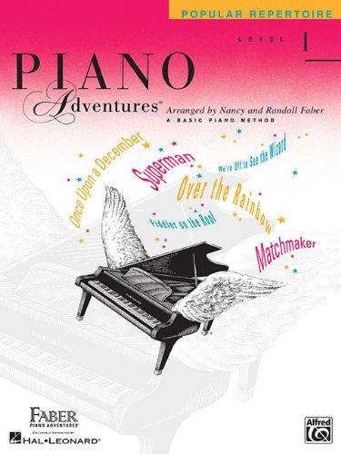 Level 1 - Popular Repertoire Book: Piano Adventures