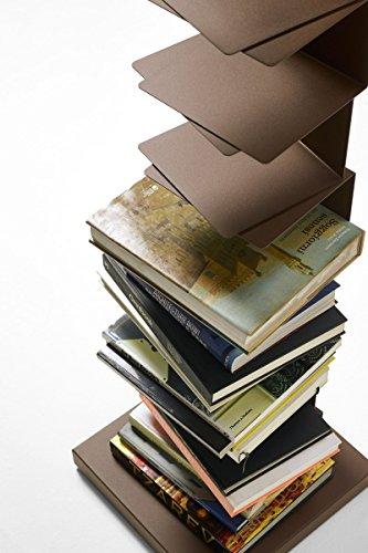 Opinion Ciatti - Original Ptolomeo Corten H 160 - Libreria Acciaio Corten/Base Acciaio Corten