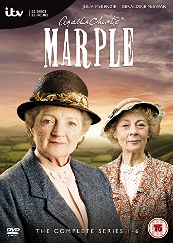 Marple: The Collection - Series 1-6 (5 Dvd) [Edizione: Regno Unito] [Italia]