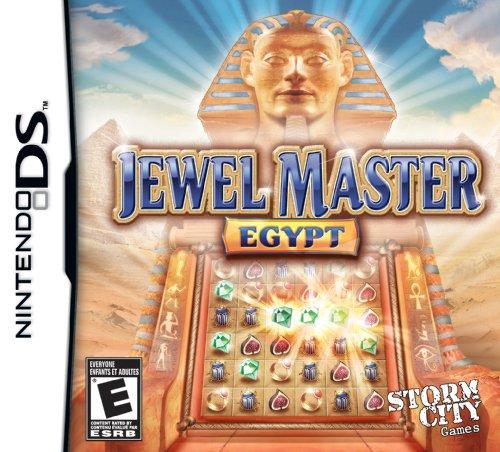 Jewel Master Egypt - Nintendo DS by Storm City Entertainment