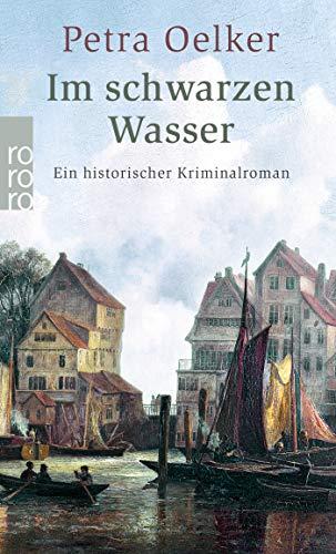 Buchseite und Rezensionen zu 'Im schwarzen Wasser' von Petra Oelker