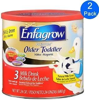 Enfagrow Premium Older Toddler Milk Drink Powder 2-pack;24 Oz.each