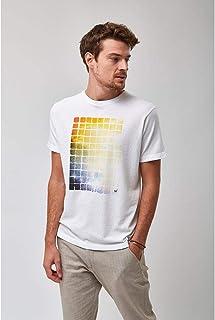 Camiseta Pantone - Branco