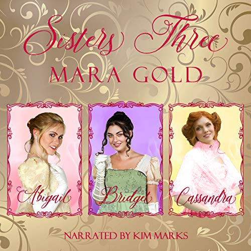 Sisters Three audiobook cover art