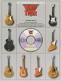 Jam Trax Modern Blues for Guitar