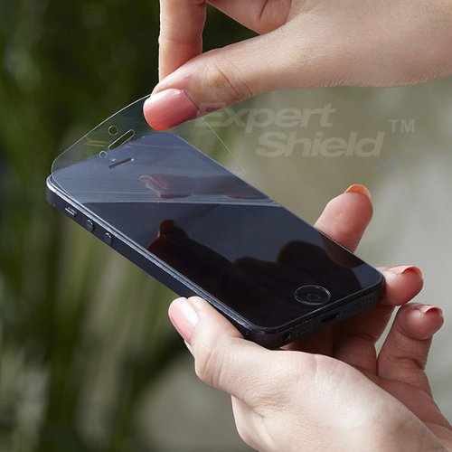 Expert Shield - DE screen protector voor Apple iPhone 5, 5S & 5C *Levenslange garantie*
