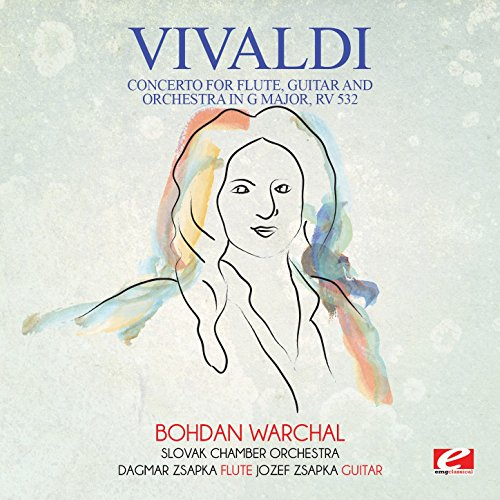 Vivaldi: Concerto for Flute, Guitar and Orchestra in G Major, RV 532 (Digitally Remastered)