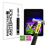 Protector de Pantalla Anti-Shock Anti-Golpe Anti-arañazos Compatible con Tablet Storex eZee Tab 97D11-M