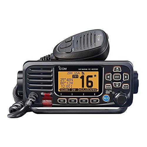 Icom M330G 31 Compact Basic - Radio VHF con GPS, 1,95kg