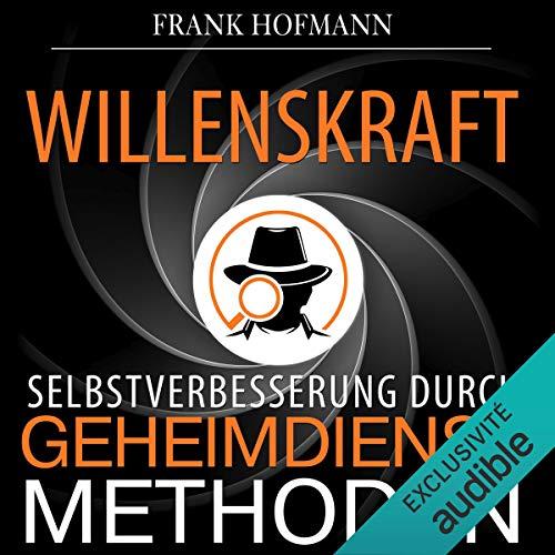 Willenskraft audiobook cover art