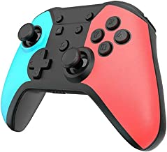 $68 » MRGMSLYHA Controller,Video Game Controller, Wireless Dual-Mode Vibration, USB Rechargeable 360° Plug-and-Play, Dual Vibrat...