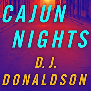 Cajun Nights audiobook cover art