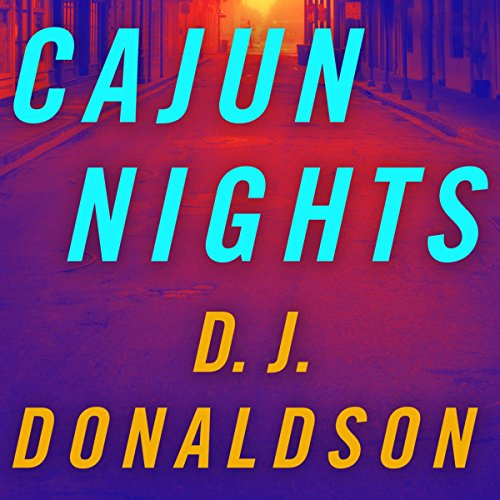Couverture de Cajun Nights