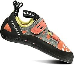 La Sportiva Women's Tarantula Rock Climbing Shoe, Coral, 38.5