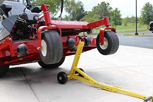 Jungle Jim's Commercial or Push Mower Lift Jack -...