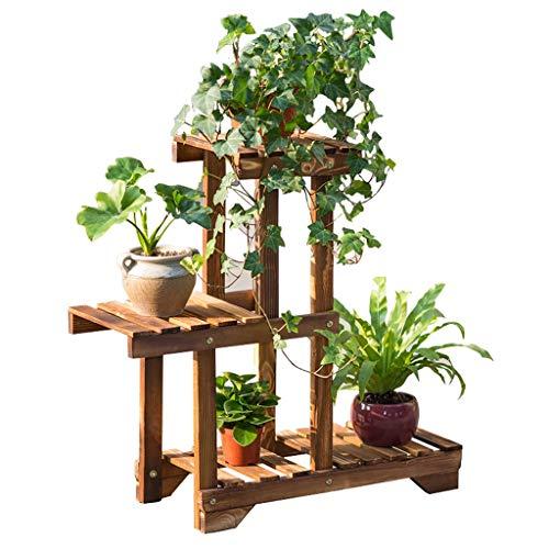 AWX-Flower stand Jardiniere en Bois Support De Plante - Plante De ThéâTre ThéIèRe De Rempotage Table De Rempotage Cadeaux De Jardinage pour Les Femmes