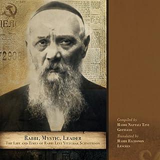 Rabbi, Mystic, Leader cover art