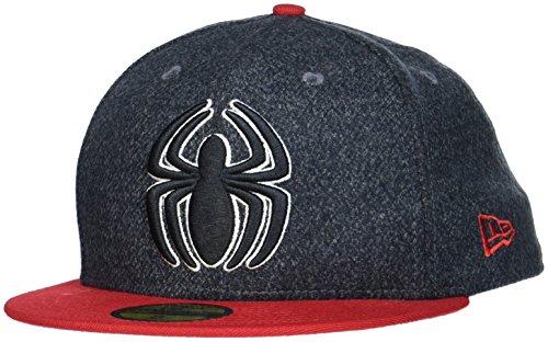 New Era Herren Classic Trim FIT SPIMAN OTC Cap, Red, 7 14-57,7cm (M)