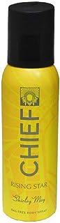 Shirley May Chief Rising Star Body Spray For Men - 120 ml