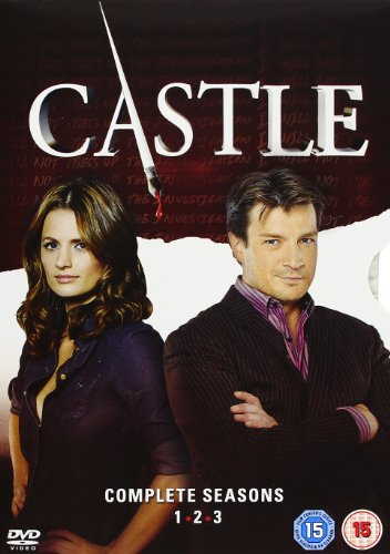 Castle - Seasons 1-3