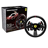 Thrustmaster - Volante Ferrari GTE Wheel Add-On (PS3, PC)