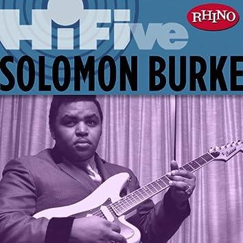 Rhino Hi-Five: Solomon Burke