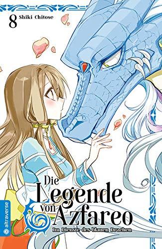 Die Legende von Azfareo 08: Im Dienste des blauen Drachen