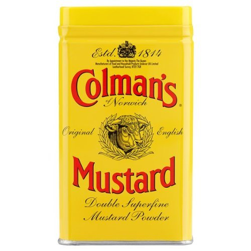 Colman's Original English Mustard Double Superfine Powder 2 x 113g