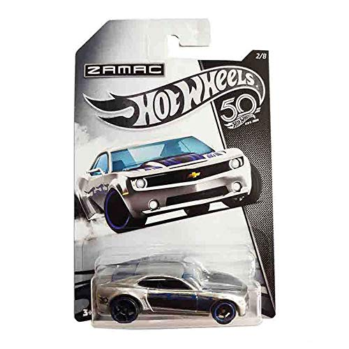 Hot-Wheels Chevy Camaro Concept 2/8 Zamac 50 Anniversary
