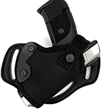 Right Hand Small of Back (SOB) or Side/Hip Belt Holster for Glock 17 19 19X 21 23 26 27 28 30 30s 32 33 48