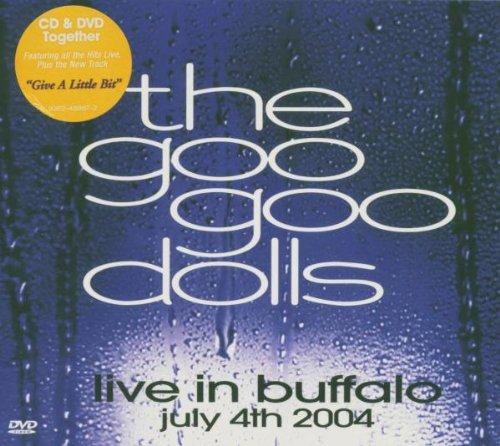 Live in Buffalo: July 4th 2004 (CD & DVD) [Audio CD] Goo Goo Dolls