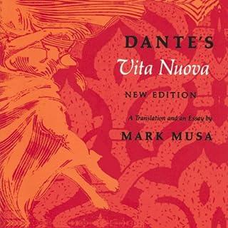 Dante's Vita Nuova cover art