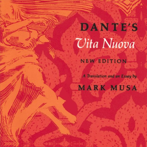Dante's Vita Nuova audiobook cover art
