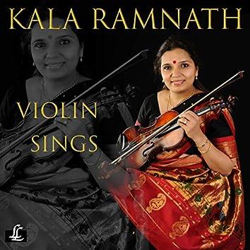 Violin Sings