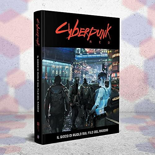 Need Games! Cyberpunk Red - Manuale Base