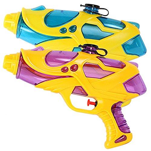 Xagoo Pistole ad acqua Water Gun Giocattoli Spiaggia 2 pezzi Giocattoli
