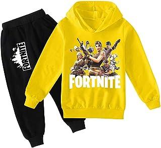zhaojiexiaodian Ragazzi Unisex 3D Print Pullover Bambini Jogging Felpe Felpa Tuta Abbigliamento Sportivo Outwear Maglione ...