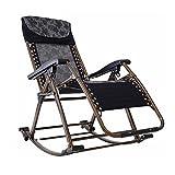 Deckchairs Feifei Schaukelstuhl Lounger Lounge Chair Mittagspause Nap Chair Bürostuhl
