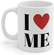 I Love Me MugSelf Love Gift AntiValentines Mug Modern Family Mitchell mug