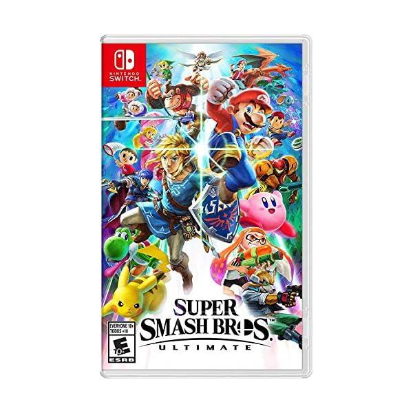 Super Smash Bros. Ultimate Parent