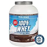 Body Attack 100% Whey Protein Isolat,Chocolate Cream, 1er Pack (1...