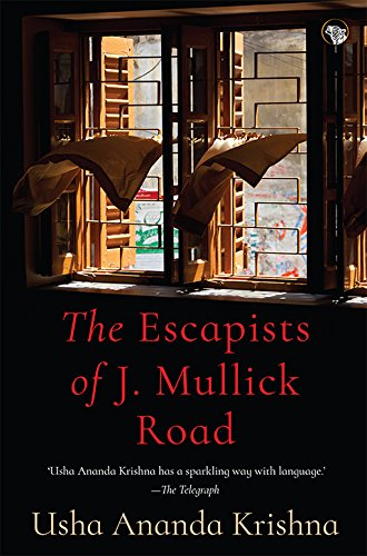 The Escapists of J. Mullick Road (English Edition)