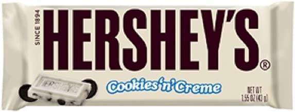 cookies n cream candy bar