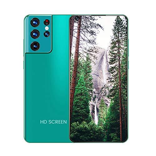 Teléfono móvil Inteligente Android 7.3 Pulgadas Pantalla Grande 19 : El Campo de visión de 9 Marcos Estrechos es más Amplio y Claro Soporte Reconocimiento Facial Función de desbloqueo de Huellas dac